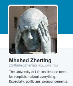 Mhehed Zherting