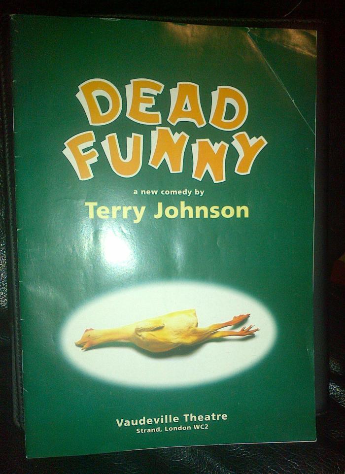 Dead Funny Programme 1994
