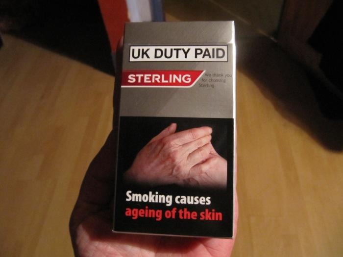 Sterling Back