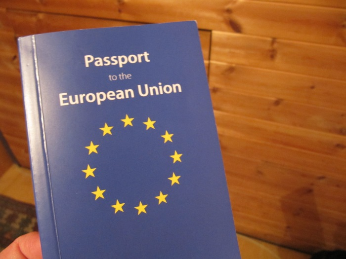 Passport to the EU