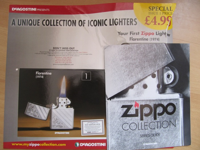 Zippo Collection