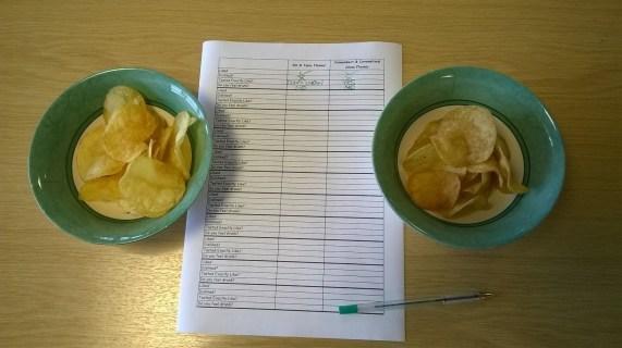 Crisp challenge