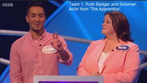 3. Team 1 Ruth and Solomon