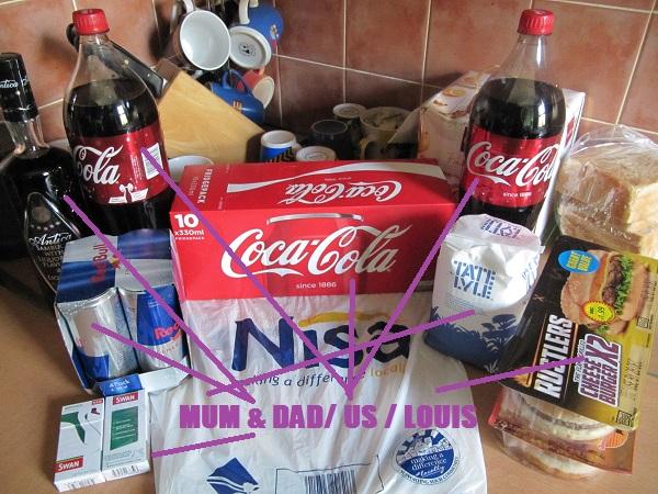 Nisa shop
