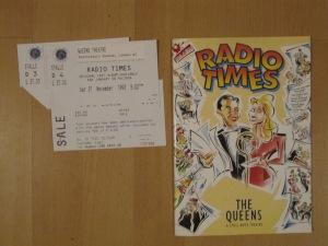 Radio Times Programme