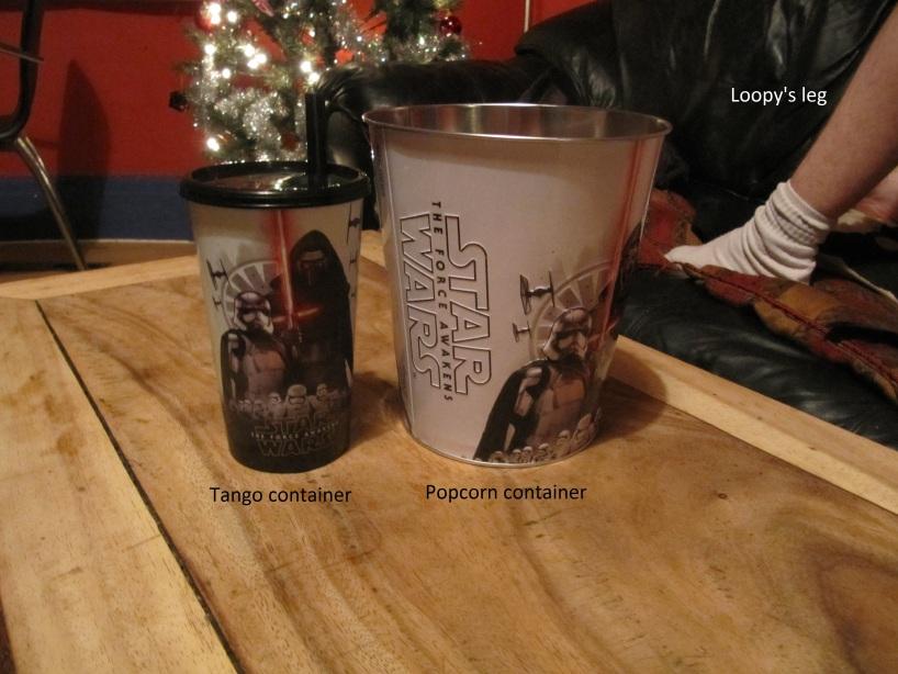 Star Wars The Force Awakens Take Home