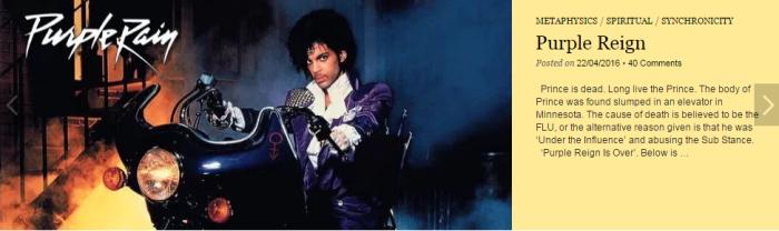 Merovee Purple Reign