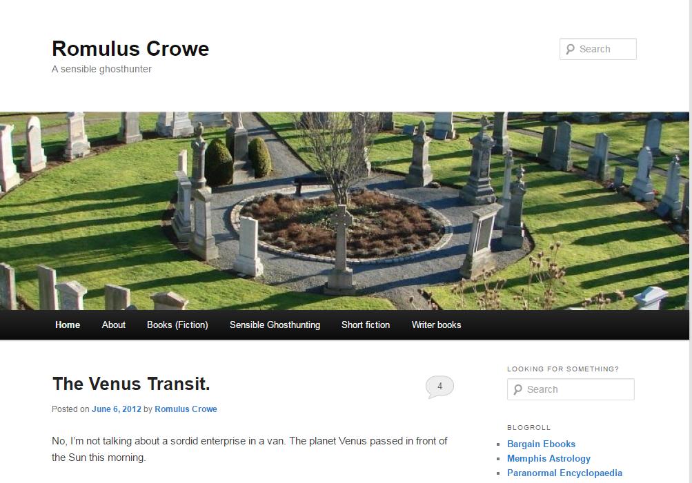 Romulus Crowe
