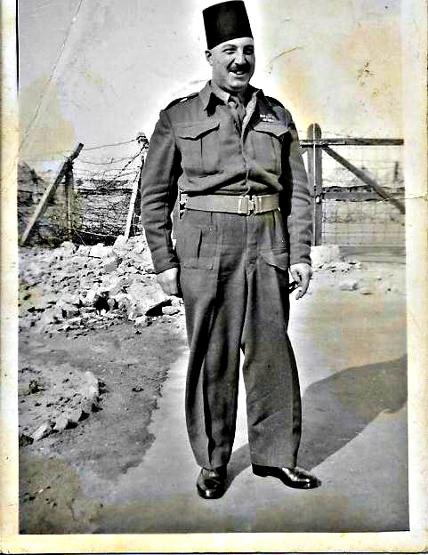 grandad-in-egypt-ww2
