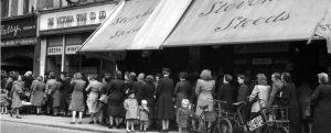 rationing-queue