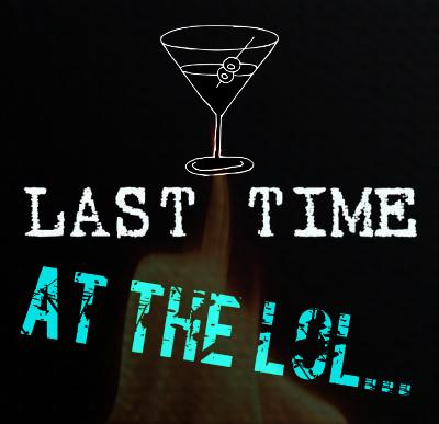 LAST TIME 1
