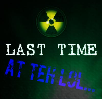 LAST TIME 3