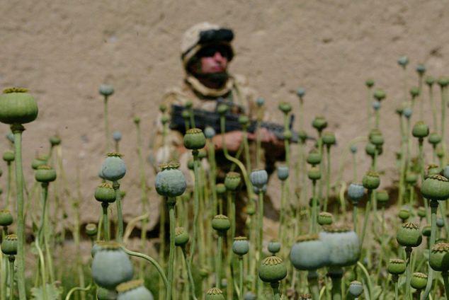 APTOPIX Afghanistan Britain Fighting
