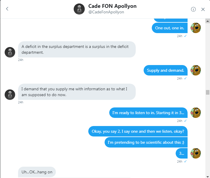 Cade and Roob DM convo 250817 4