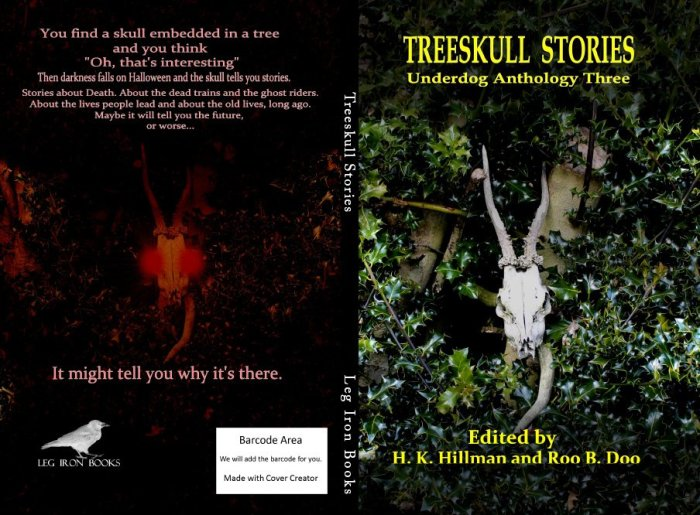 bookcovertreeskull