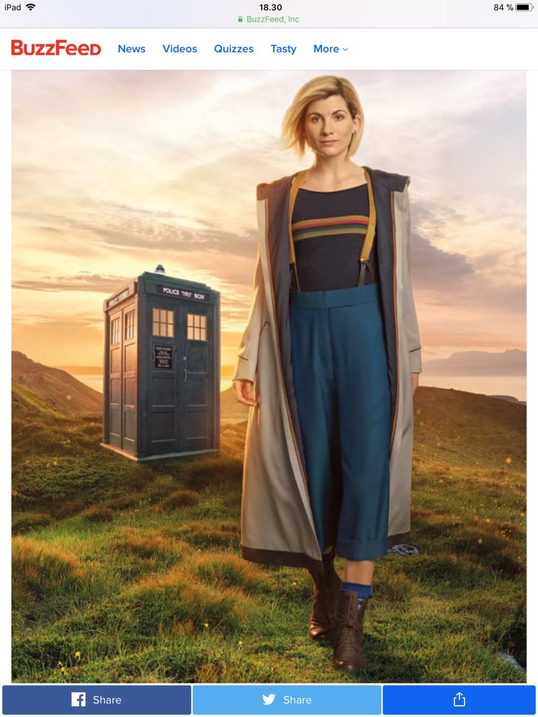 New Who Outfit