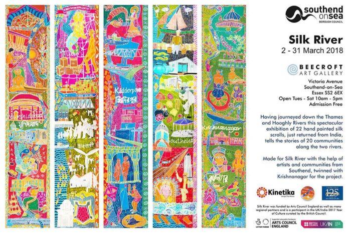 Silk River Exhibition