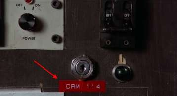 back to the future CRM 114 Amp