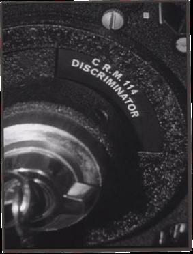 Doctor Strangelove CRM144 Discrimator