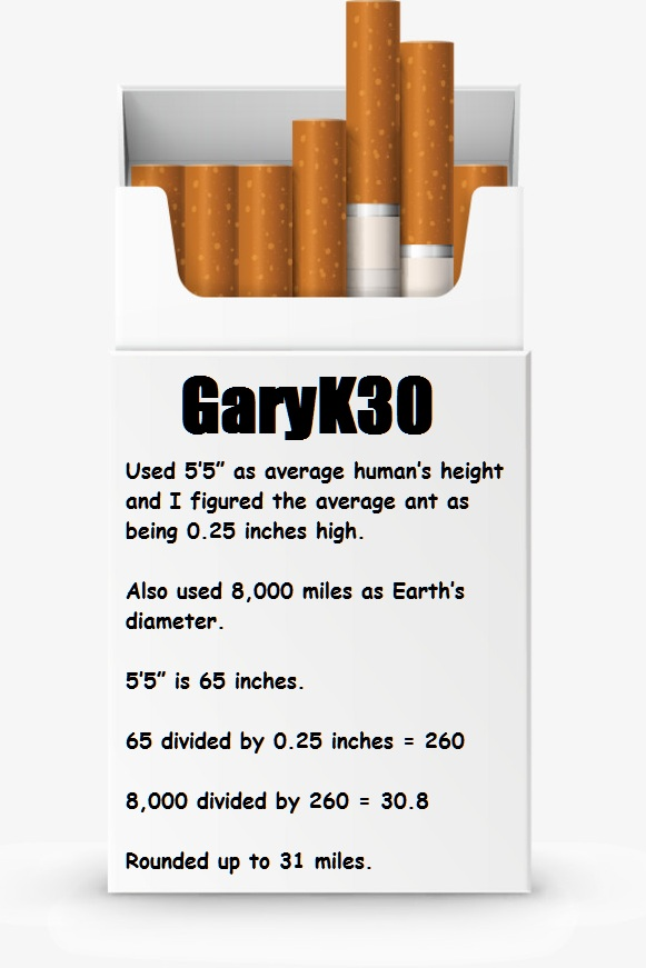 garyk30 calcs on a fagbox