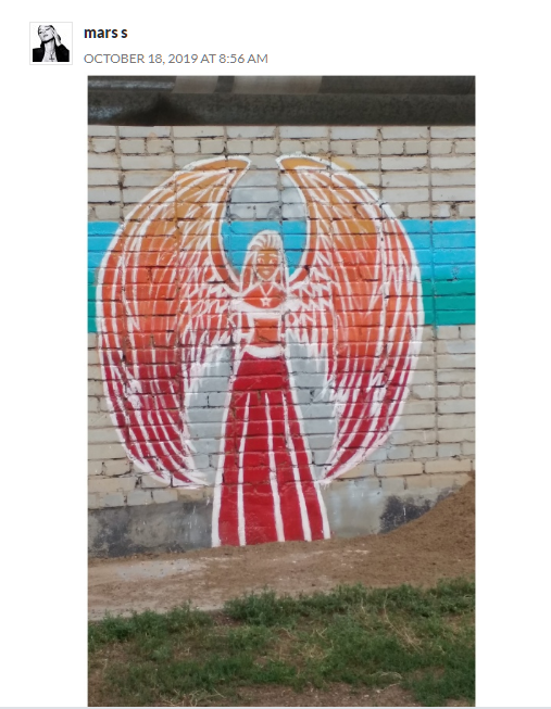 Merovee Mars s angel
