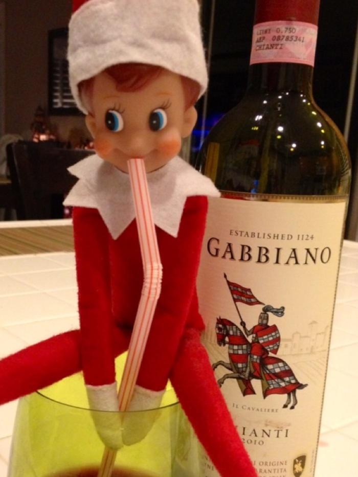 Gabbiano elf