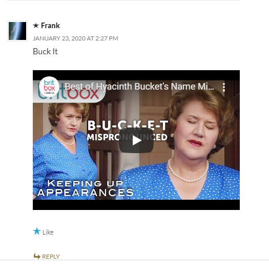 Merovee Frank Bucket Bouquet
