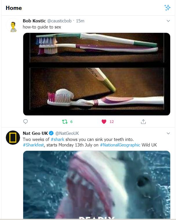 Twitter Feed Sync